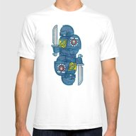 T-shirt featuring Space Marine - Warhammer… by M. Gulin