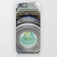 Old Canon AE-1 Camera iPhone 6 Slim Case