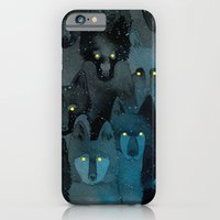 iPhone & iPod Case featuring In the Company of Wolves by Caitlin Clarkson