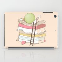 Can't sleep iPad Case