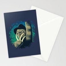 Sloth Freddy Stationery Cards
