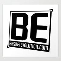 The Logo Art Print