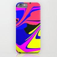 iPhone & iPod Case featuring Retro Cool by Brian Raggatt