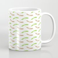 Dragon Leaves Mug
