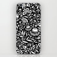 In The High-Contrast Geo… iPhone & iPod Skin