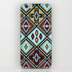 NATIVE AMERICAN PRINT iPhone & iPod Skin
