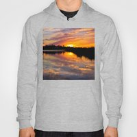 Painted Sky Reflections Hoody