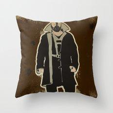 The Dark Knight: Bane Throw Pillow