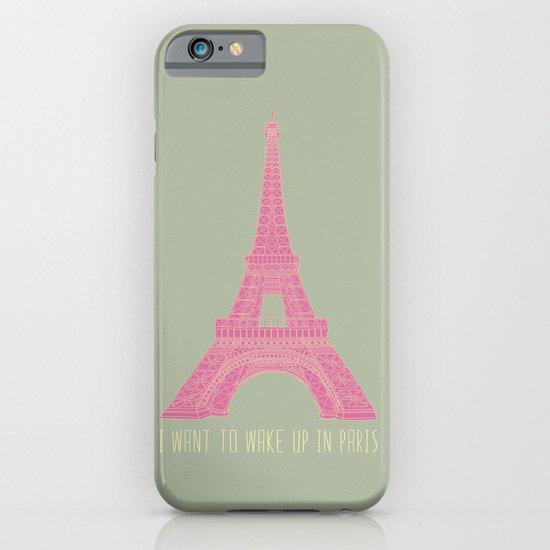 OUI OUI iPhone & iPod Case