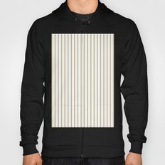 Vertical Lines (Sand/White) Hoody