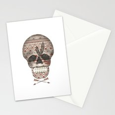 SKULL & ARROW  Stationery Cards