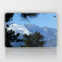 Snow Capped Mountain Laptop & iPad Skin