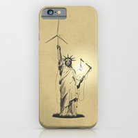 iPhone & iPod Case featuring And then there was light by Bajibaj