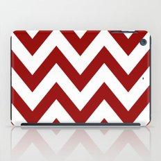 SOONER CHEVRON iPad Case