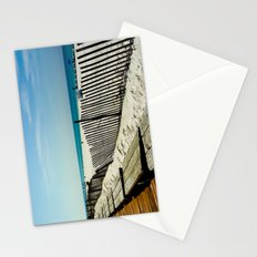 Rippling Fence Stationery Cards
