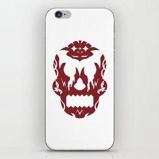 Bloodlust Skull iPhone & iPod Skin