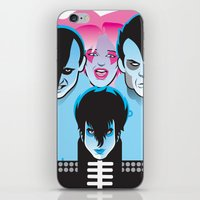 Jem & The Misfits iPhone & iPod Skin