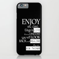 Enjoy Life  iPhone 6 Slim Case