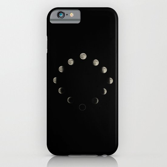 Lunar Cycle iPhone & iPod Case