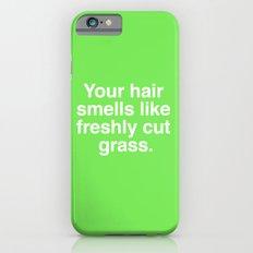 Freshly Cut Grass Slim Case iPhone 6s