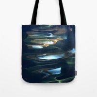 Water / H2O #62 (Water Abstract) Tote Bag