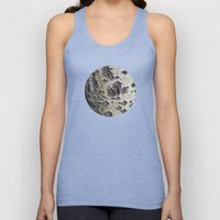 Planetary Bodies - Green Tree Unisex Tank Top