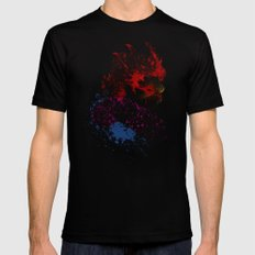 Gouki Mens Fitted Tee Black SMALL