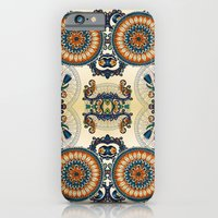 Indian Feather Pattern iPhone 6 Slim Case