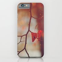 iPhone & iPod Case featuring autumn trees by Kristina Strasunske