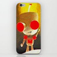 Impressions Of Girr iPhone & iPod Skin
