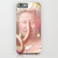 iPhone Cases featuring Queen's Nose by Arthur d'Araujo