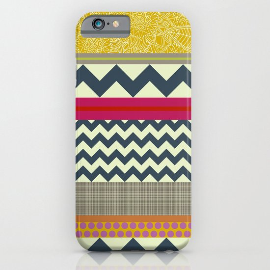 New York Beauty stripe iPhone & iPod Case