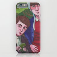 iPhone & iPod Case featuring Hide-and-Seek by Anna Gogoleva