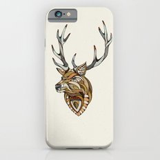 Deer // Animal Poker Slim Case iPhone 6s