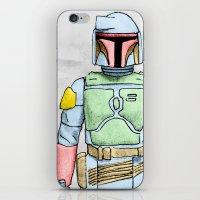 My Favorite Toy - Boba F… iPhone & iPod Skin