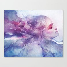 Bait Canvas Print