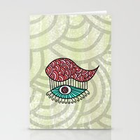 Eye Cloud Stationery Cards