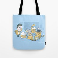 Schroedinger's cats are doing it wrong Tote Bag