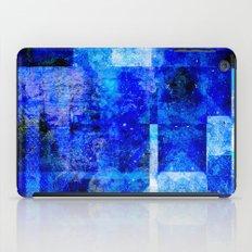Sapphire Nebulæ iPad Case