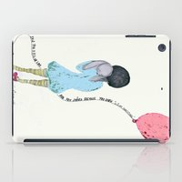 When I Saw You I Fell In… iPad Case