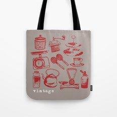 kitchen vintage Tote Bag