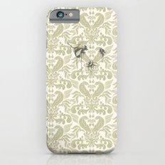 Three Bees On Baroque Slim Case iPhone 6s