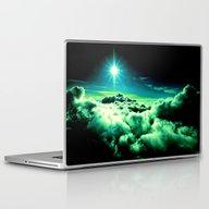 Midnight Clouds Laptop & iPad Skin