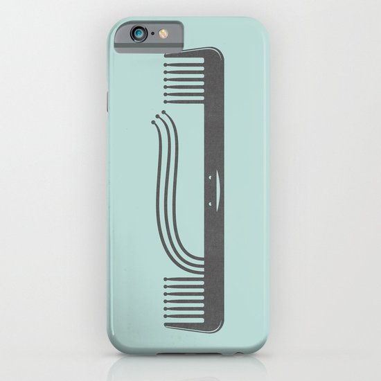 Comb Over iPhone & iPod Case