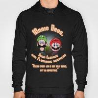 Super Mario Bros. Drain … Hoody