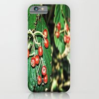 Don't Eat the Berries! iPhone 6 Slim Case