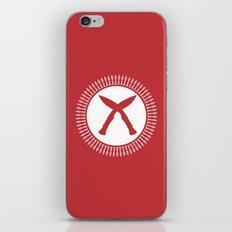 Khukuri iPhone & iPod Skin
