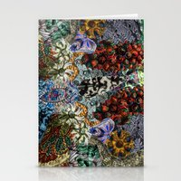 Psychedelic Botanical 15 Stationery Cards