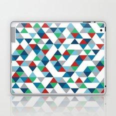 Triangles #3 Laptop & iPad Skin