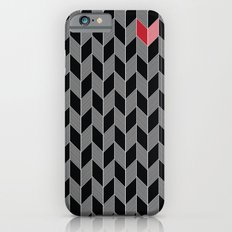 Heart Pattern iPhone 6 Slim Case